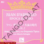 Juan D'Arienzo - Epoca De Oro - Vol. 2 - Audio Park APCD-6502