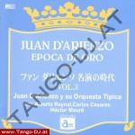 Juan D'Arienzo - Epoca De Oro - Vol. 3 - Audio Park APCD-6503
