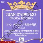 Juan D'Arienzo - Epoca De Oro - Vol. 8 - Audio Park APCD-6508