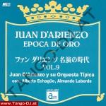Juan D'Arienzo - Epoca De Oro - Vol. 9 - Audio Park APCD-6509