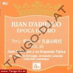 Juan D'Arienzo - Epoca De Oro - Vol. 10 - Audio Park APCD-6510