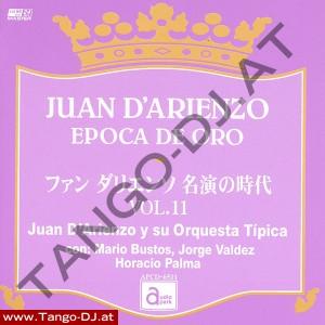 Juan D'Arienzo – Epoca De Oro – Vol. 11 – Audio Park APCD-6511