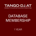 TANGO-DJ.AT Database Membership