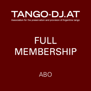 TANGO-DJ.AT Full Membership – Abo