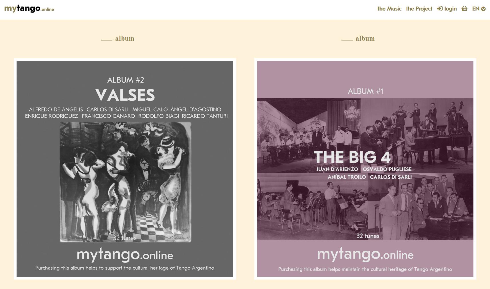 myTango.online